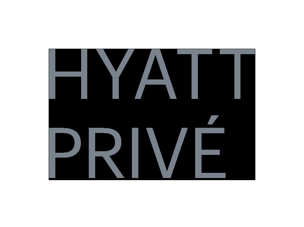 Hyatt Prive logo-gray